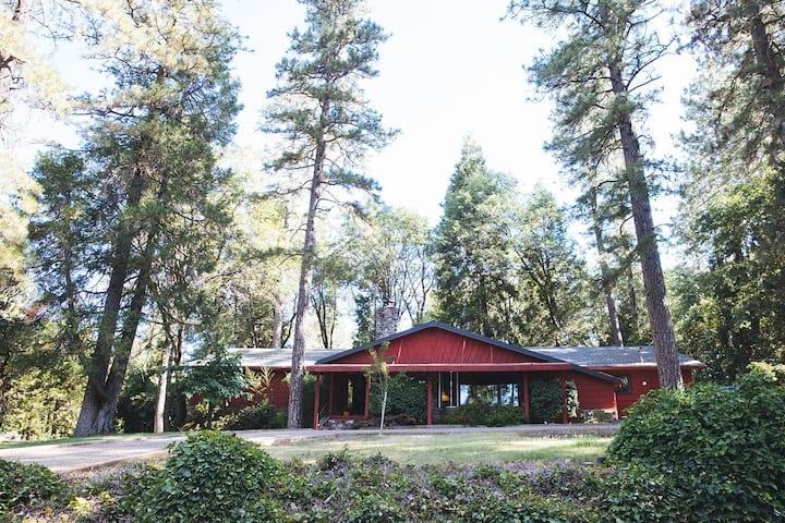 Mid Century Family Home