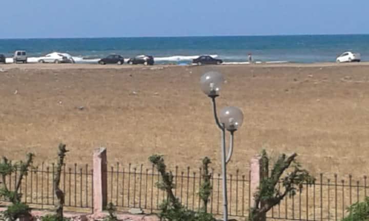 Appartement vue sur océan à Mansouria