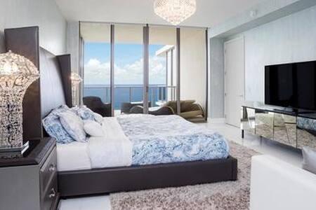 1 Bedroom @ The St Regis + Oceanview + Balcony - Bal Harbour - Boutique-Hotel
