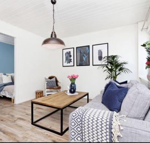 Vakker leilighet med balkong - Oslo - Lejlighed