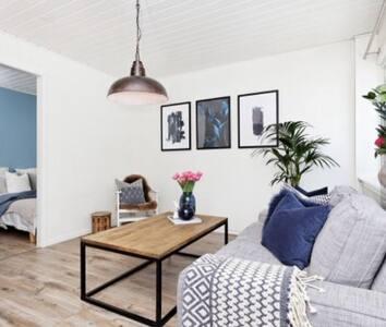 Vakker leilighet med balkong - Oslo - Apartamento