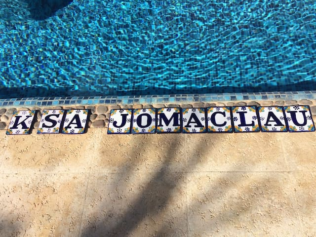 Junior Suite A K'sa JoMaclau - Alfredo V. Bonfil - Rumah