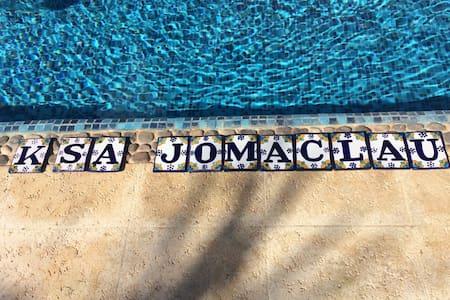 Junior Suite A K'sa JoMaclau - Alfredo V. Bonfil - Huis