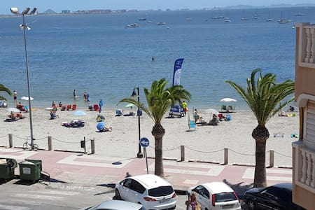 APARTMENT 1ST BEACH LINE MAR MENOR LO PAGAN - San Pedro del Pinatar