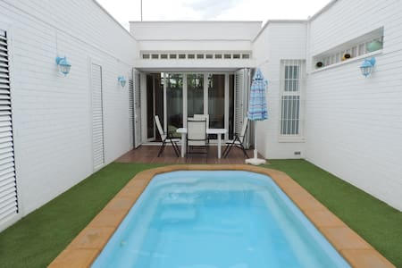 House with private pool near the beach - Torredembarra