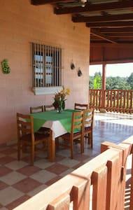 Casa de Campo con vista increible - Comasagua