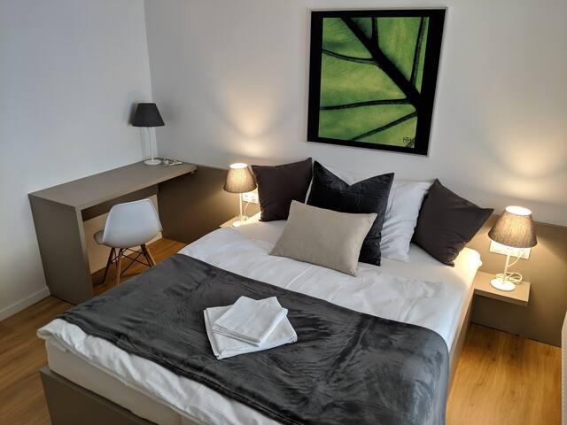 "AP 01 - Hradec Apartments, ""Overnight Simply"""