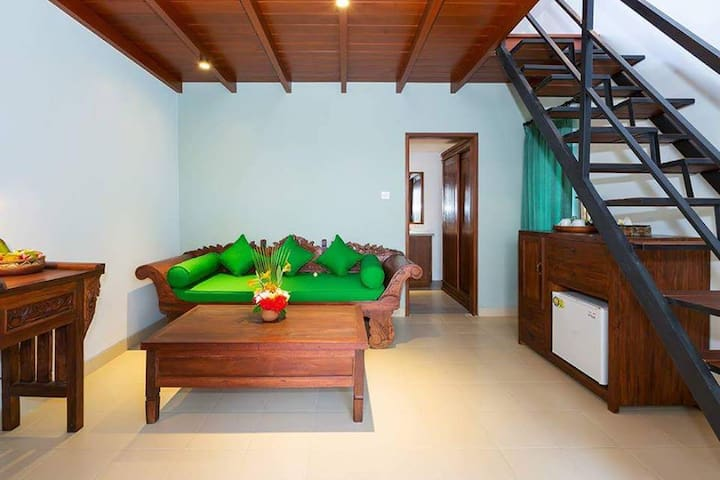 sisin ubud view bungalows the great views