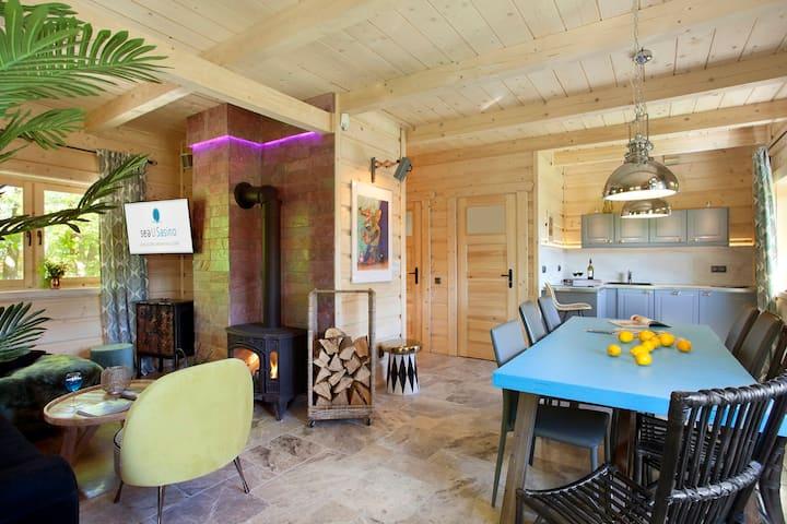 SeaUSasino House One Art - Luxury apartments