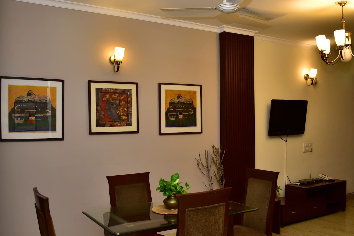 Homely comfortable Environment