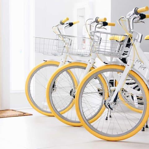 Free Bike Share