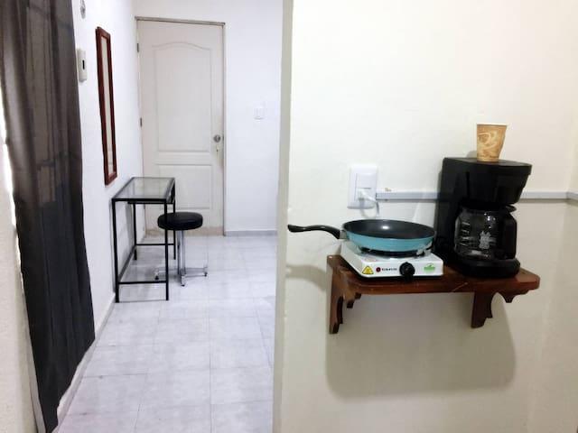 Confortable apartamento Jardines de Vista Alegre