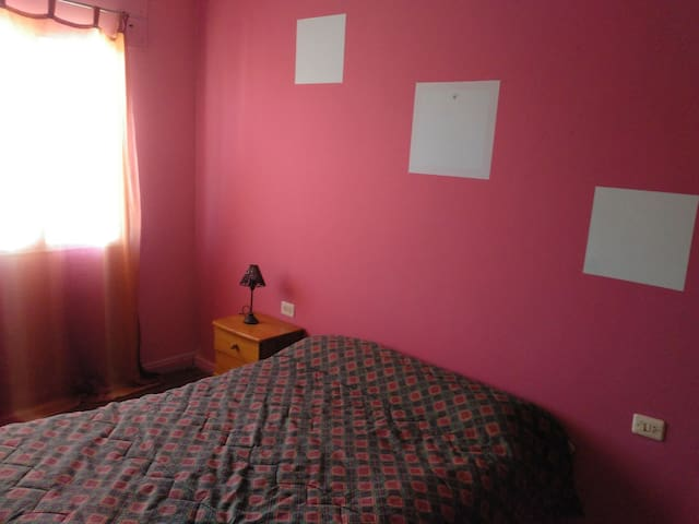 Habitaciones confortables con todos los servicios