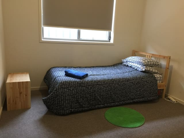 Comfy Private Room In A New House - Melbourne - House