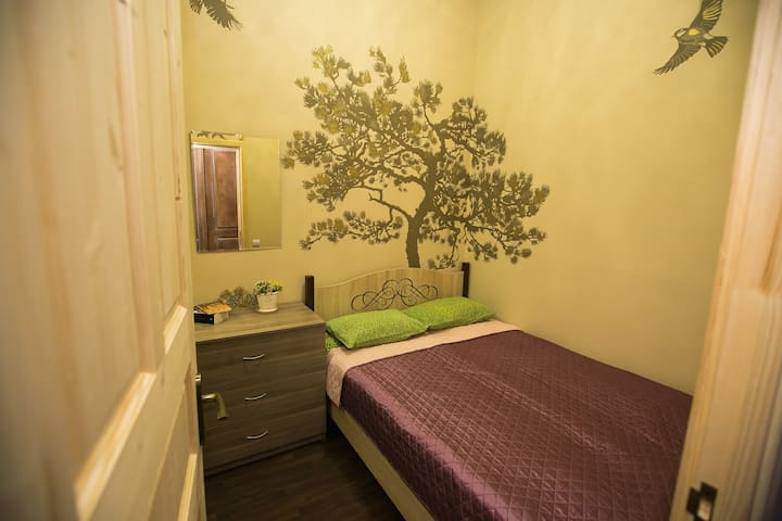 Lovely room for family. Visa support. - Moskva - Bed & Breakfast