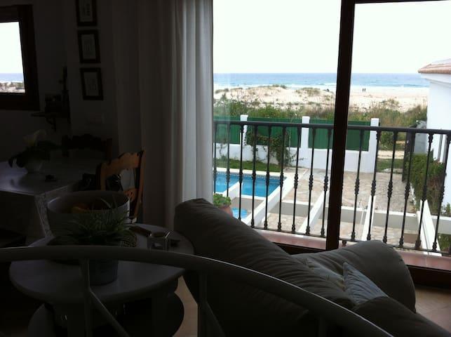 Habitación con vistas a la playa - Zahara de los Atunes - Apartmen