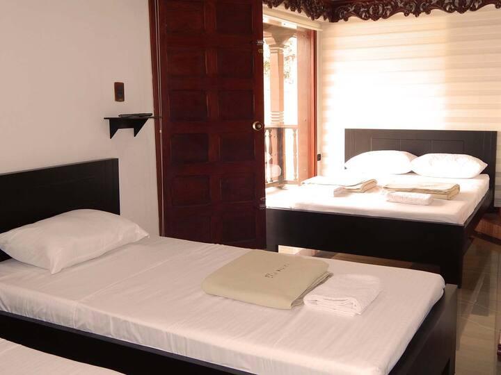 Hotel Casa Madero donde siempre querrás llegar.