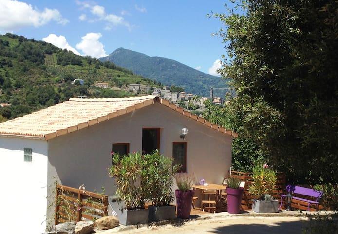 Rataghju de charme à Isolaccia - Taglio-Isolaccio - House