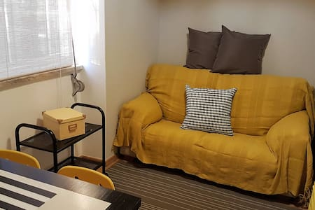 Cozy and bright two bedroom flat - Lisboa