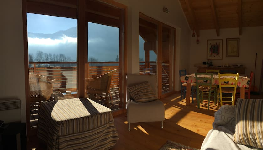 Exclusive roof Top apartment - Bad Kleinkirchheim - Apartmen