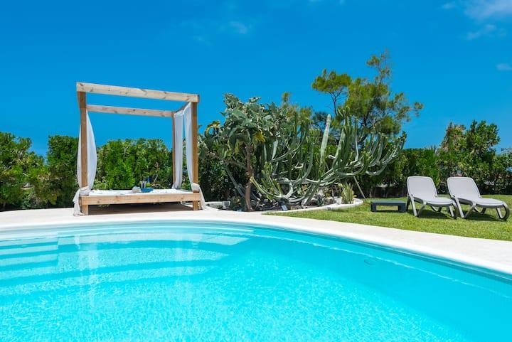 "Very Coast""Villa Romántica"" Private pool, Sea View"