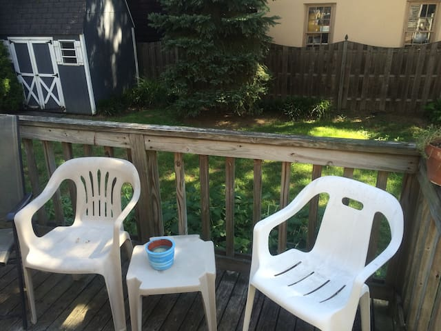 Great Spot in Heart of Princeton - Princeton - Apartment