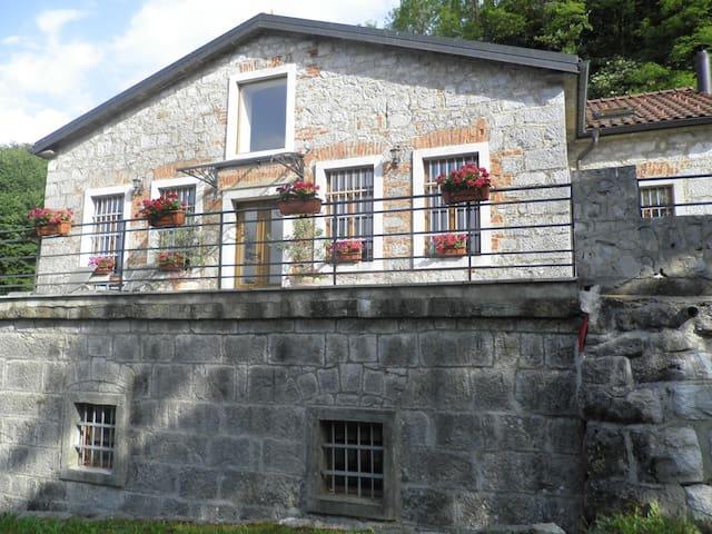 """Mlekarna"", the old Dairy - hrušica - Casa"