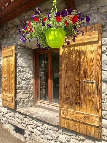 Front shutters of property