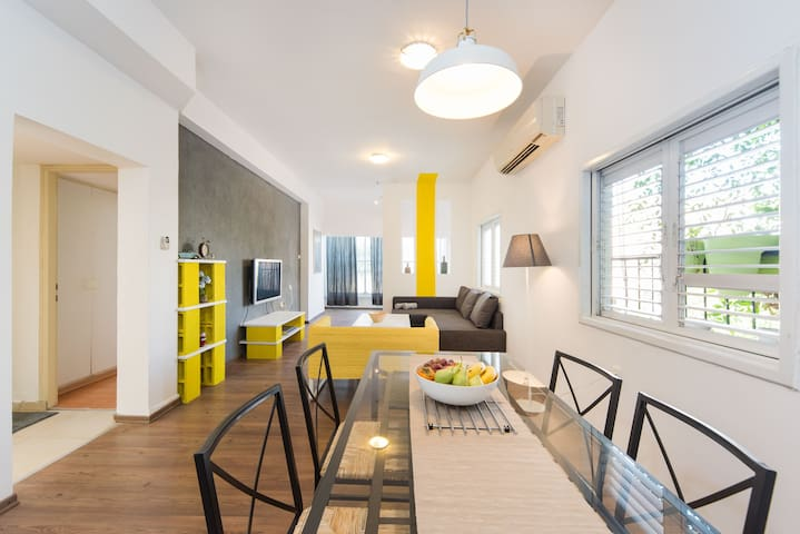 Amazing 2BR Apartment in Tel-Aviv