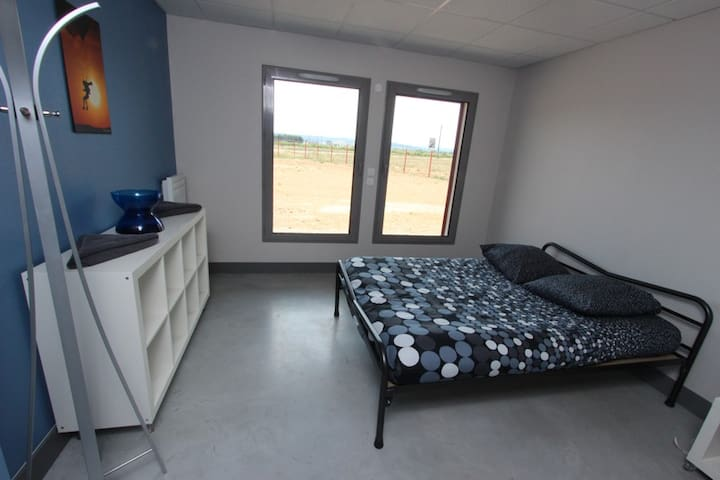 Auberge FlyZone, Chambre Double