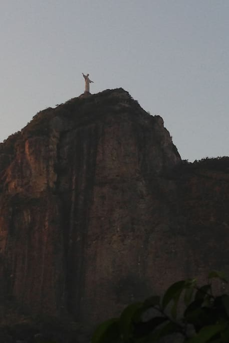 Vista Cristo Redentor