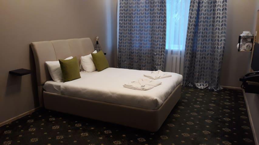 Мини отель Алмапорт, уютно как дома
