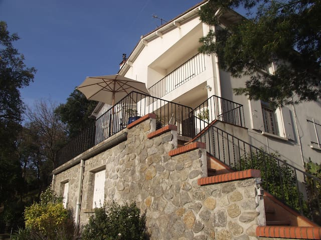 Spacious villa with mountain views - Maureillas-Las-Illas - House
