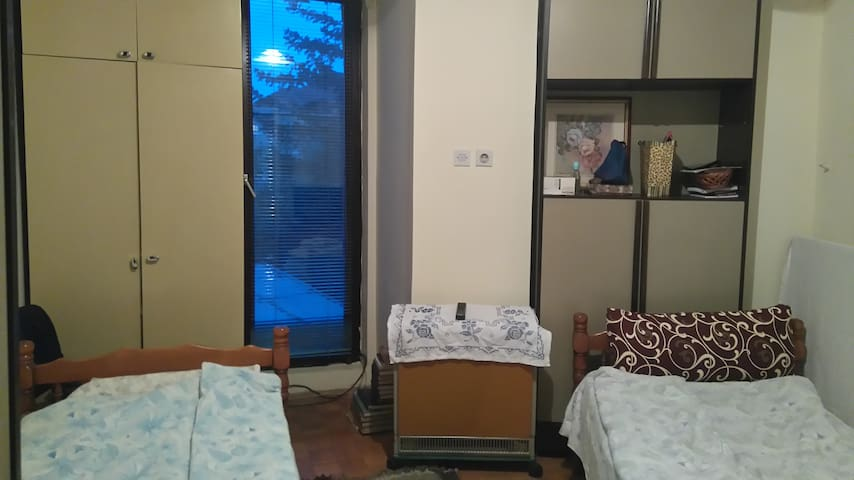 private room for rent 10$/person/night - Beograd - Bed & Breakfast