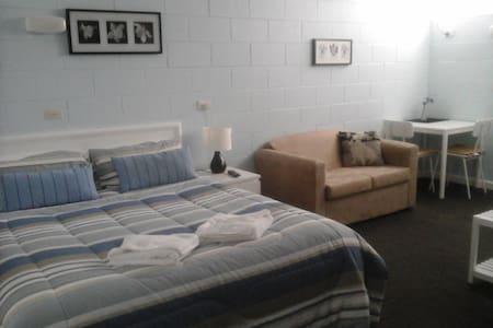 Motel room - Strathmerton