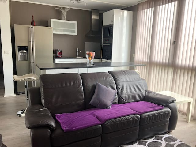 Lovely flat 4 pers 90 m²