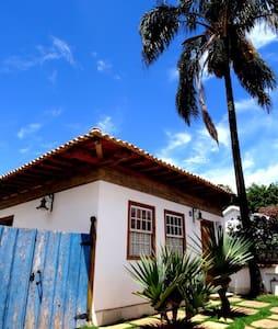 Suíte encantada em Tiradentes - MG - Tiradentes - Casa