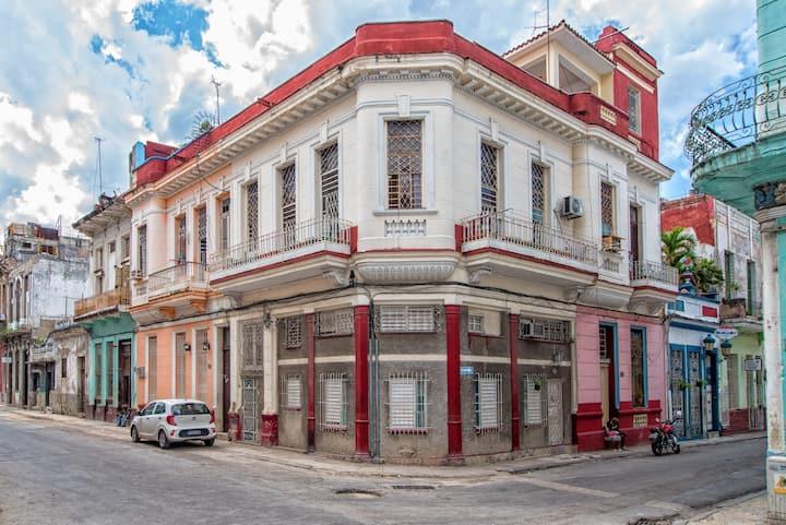 Casa  Colonial Los Balcones 1