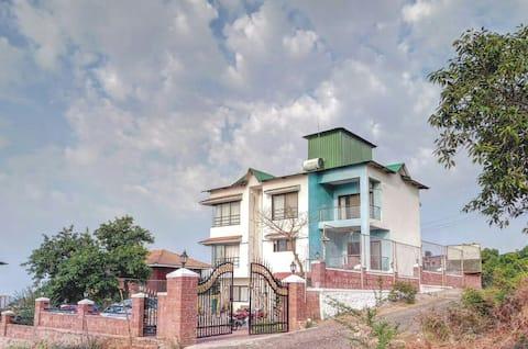 Valley Facing Villa - Nirvana Inn, Mahabaleshwar