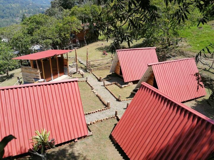 Villa San Fernando un alojamiento  con naturaleza.