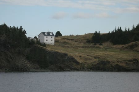 Trinity East Cottage-oceanfront (Skerwink Trail)