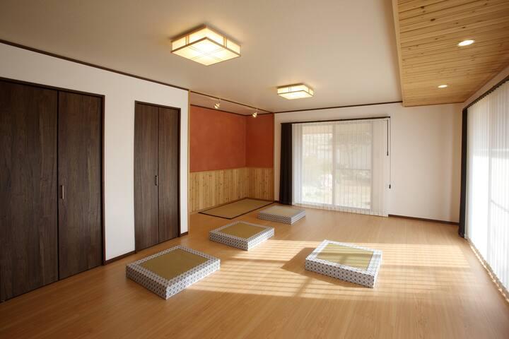 主寝室 Master Bedroom