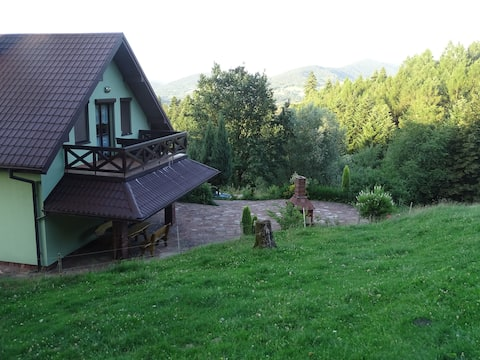 Makowy Dom - mountain apartment for 4 people