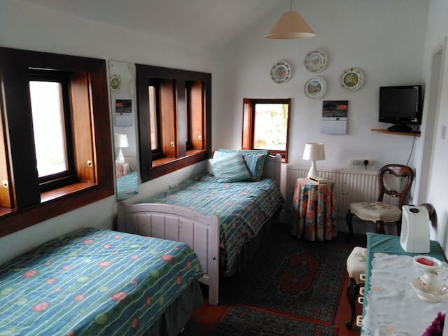 The Guest Suite @ Moor Royd House