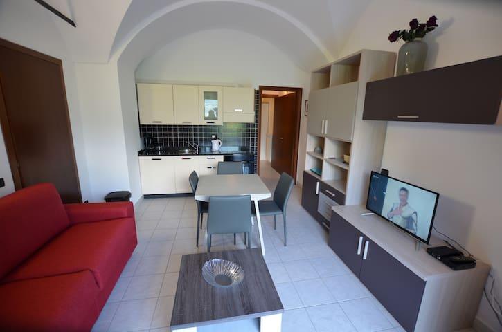 Apartment Cipresso 3, 4 Persons, 1BD, Terrace - Acquaseria - Apartamento