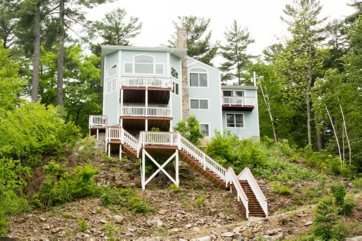 Lake Winnipesaukee - Waterfront - 446 - Gilford - Apartemen