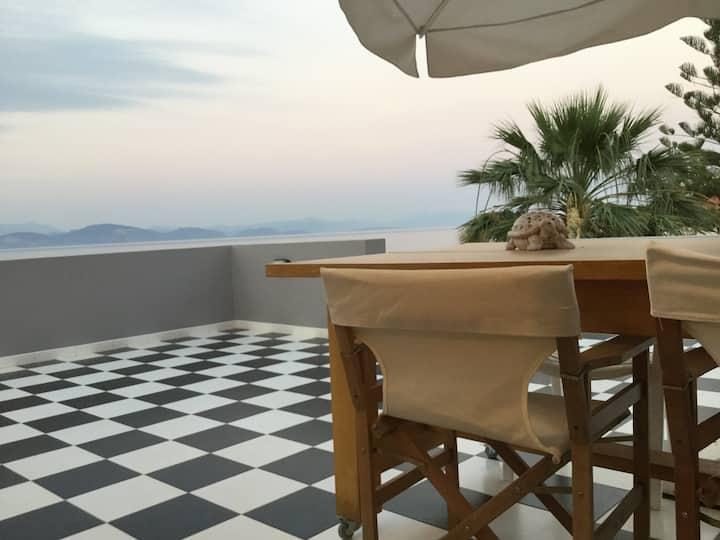 Xiropigado suite with a view