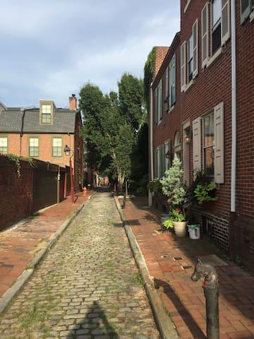 Travel back to 1776 in Philadelphia - Philadelphia - Hus