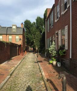 Travel back to 1776 in Philadelphia - Филадельфия - Дом