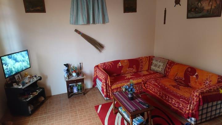 Maison typique mauricienne